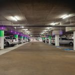 Identify the need to use parking guidance systems