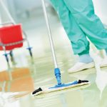 Hospital cleaning  product supplies and floor scrubbing  machines